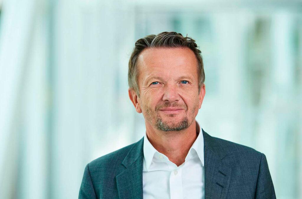 Martin Baltser, adm. direktør