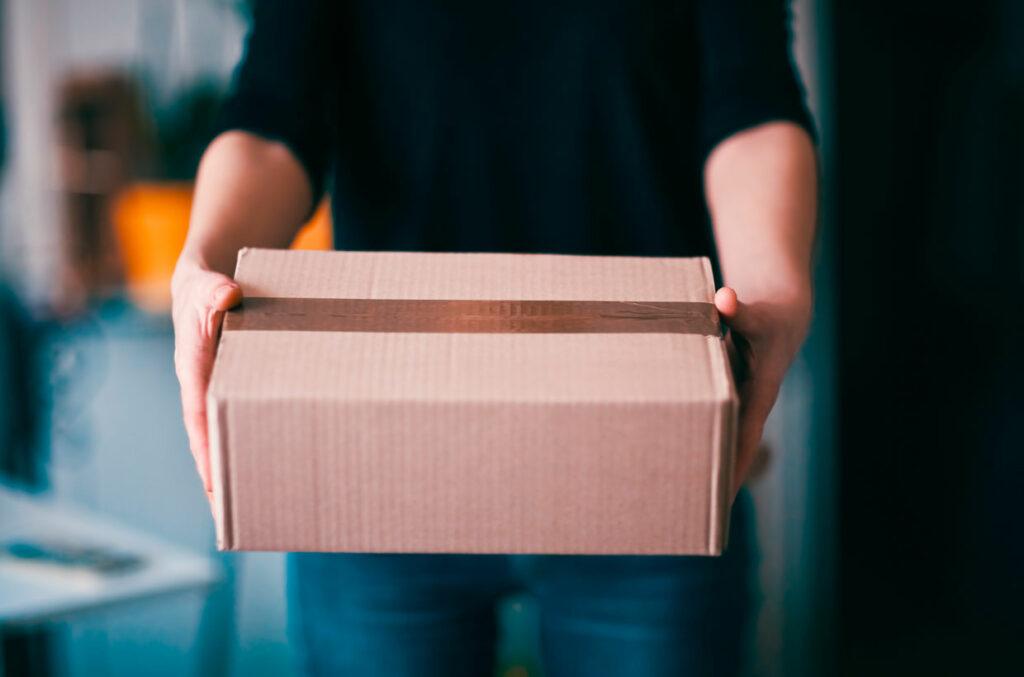 Pas på svindel-mails og sms'er om levering af pakker.
